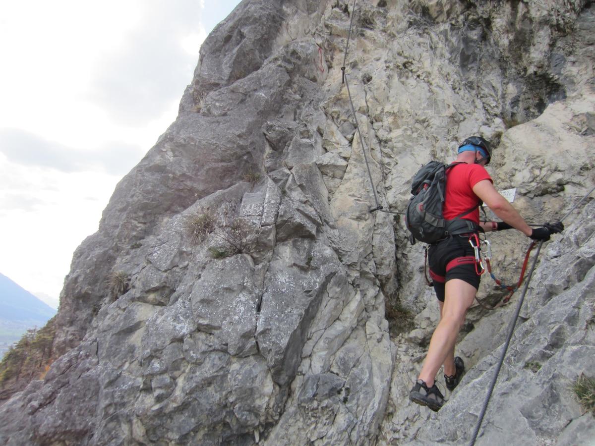 Kaiser Max Klettersteig : Check: der kaiser max klettersteig e bergwelten