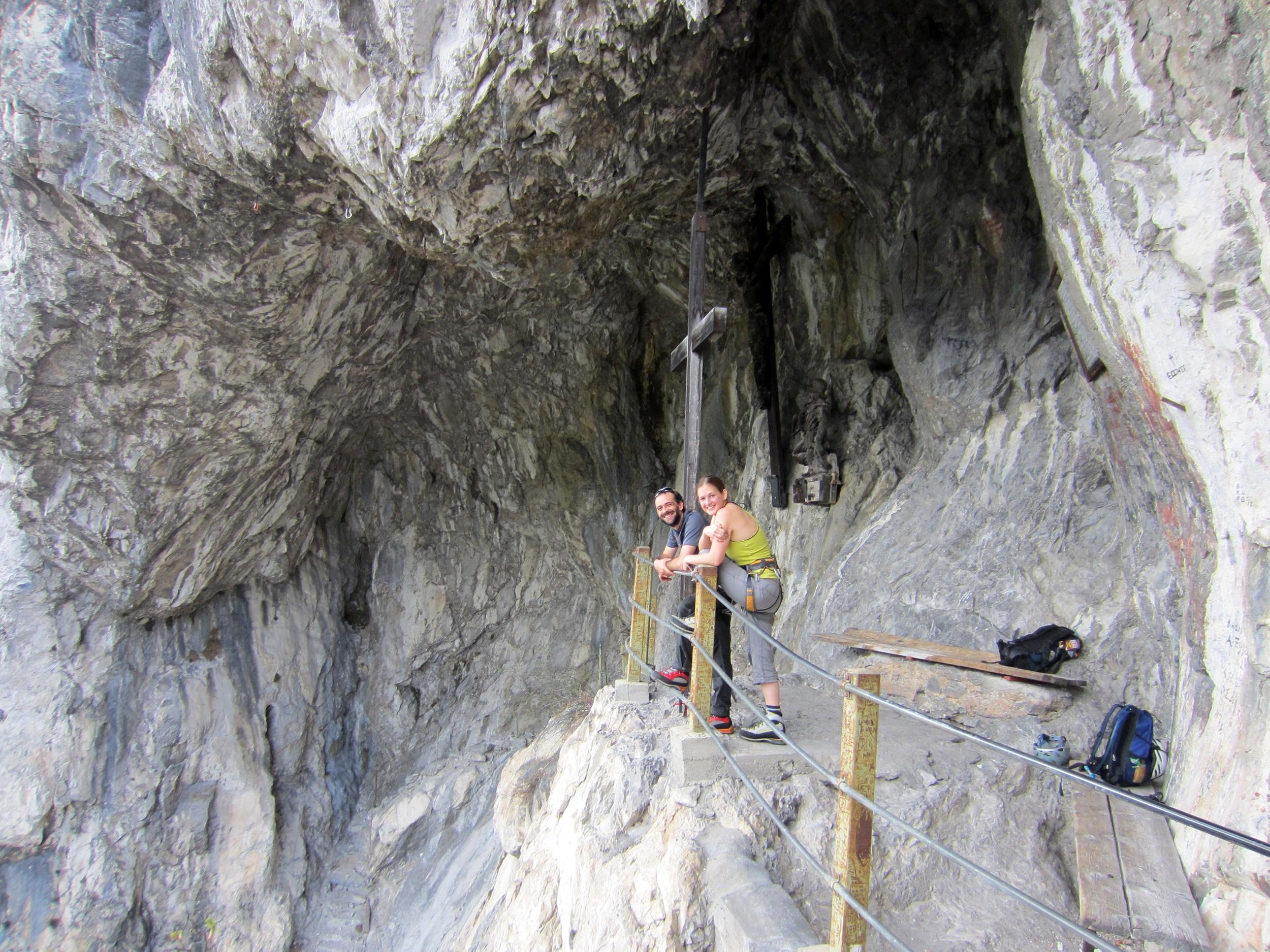 Klettersteig Wimmis : Check der kaiser max klettersteig e bergwelten