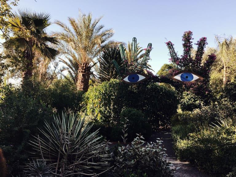 Ernst pilgert Wien Marokko