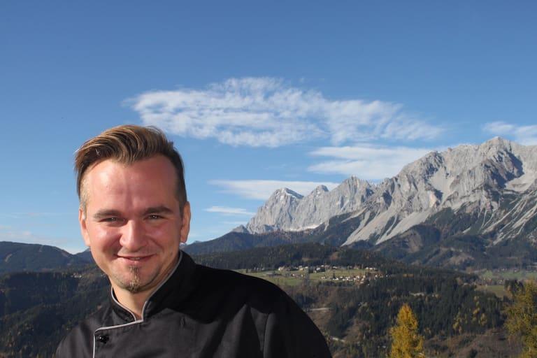 Christian Brodträger von der Holzhackerstube