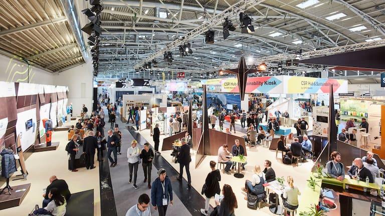 ISPO in München: Weltgrößte Fachmesse für Sport-Equipment