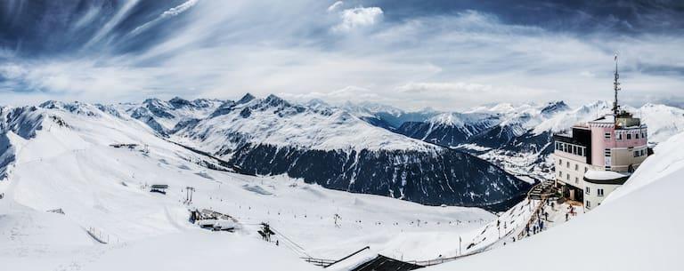 Panorama Jakobshorn