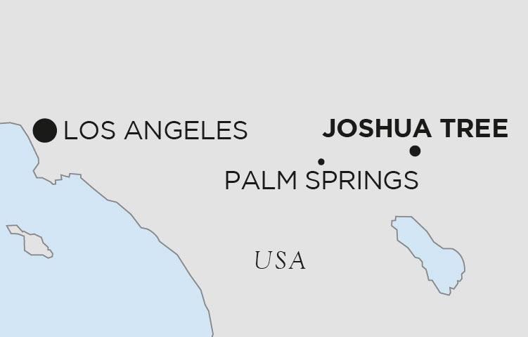 Reiseinfos: Joshua Tree Nationalpark, Kalifornien
