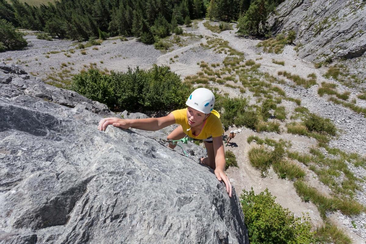 Klettersteig Nassereith : Klettern: 4 tiroler top spots mit topos bergwelten