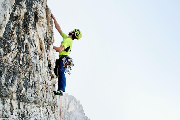 Felskunde Dolomit: Klettern in der Fanesgruppe