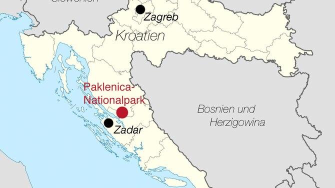 Jugoslawien Karte Früher.Reise Frühlings Wandern In Kroatien Bergwelten
