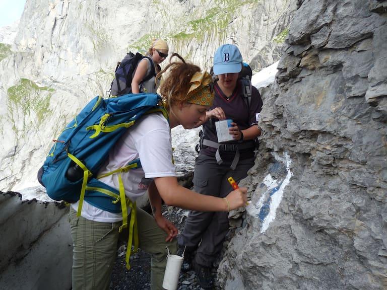 Work&Climb Kröntenhütte Hüttenlager