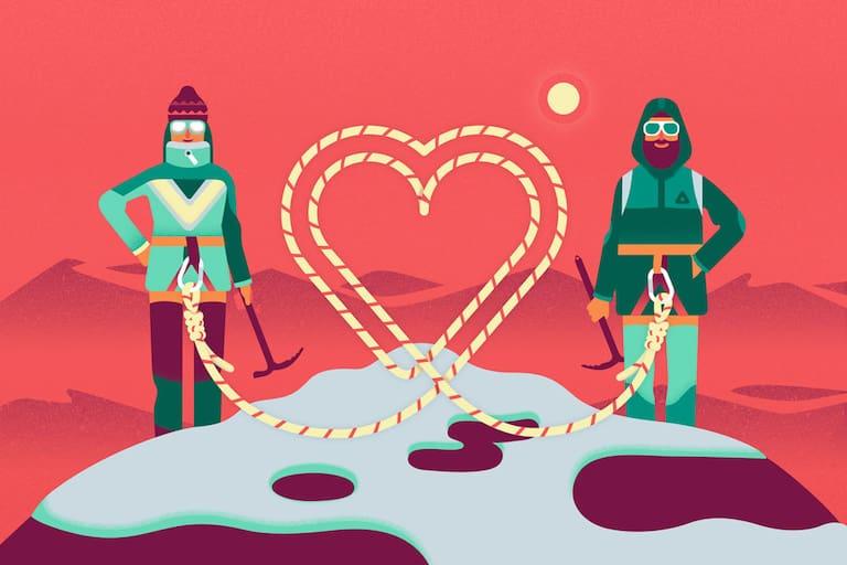 Liebesseilschaft Bergwelten BergABC