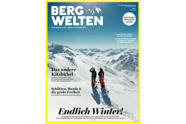 Bergwelten Winter 2015