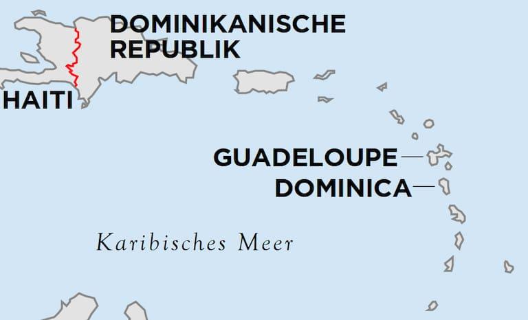Dominica Karibik