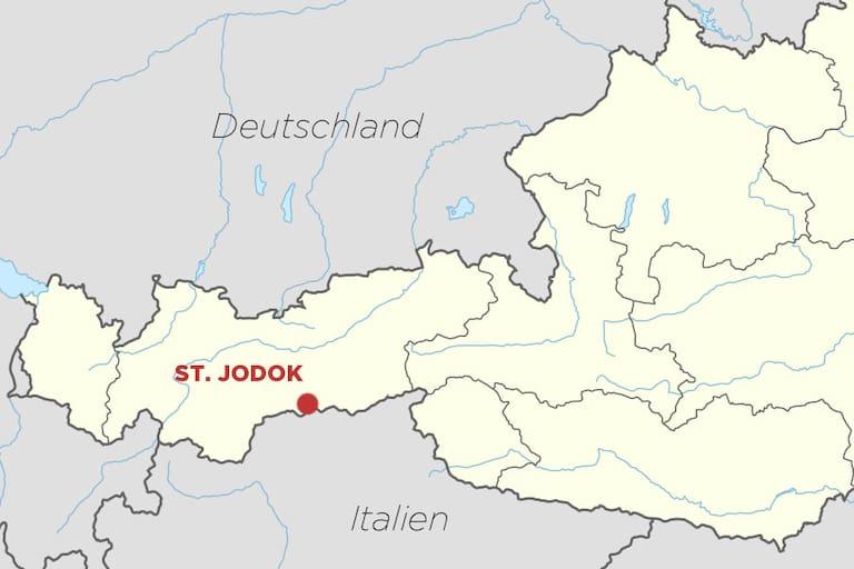 St. Jodok im Valsertal