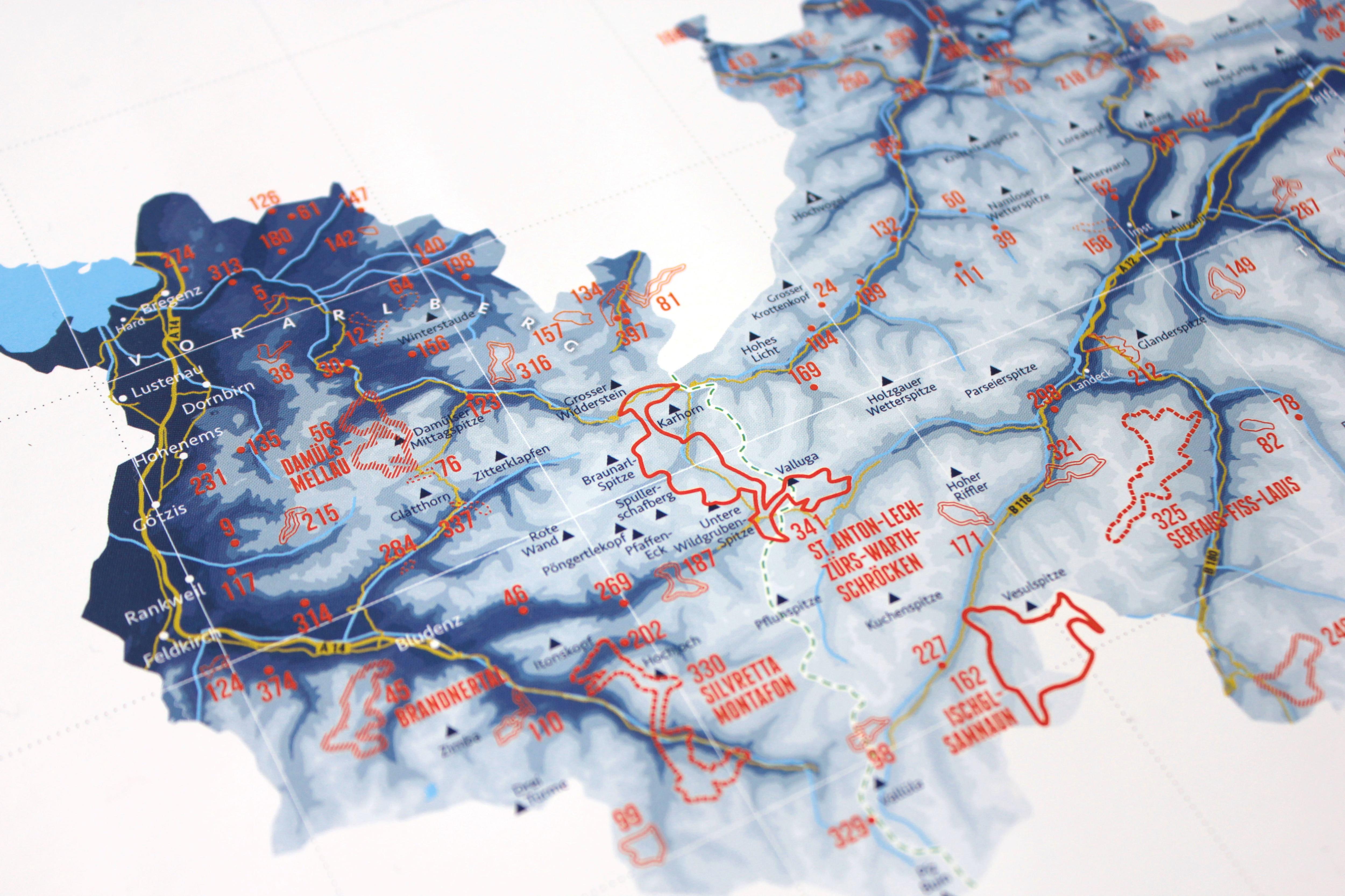 Wissenswertes Zu Osterreichs Skigebieten Bergwelten