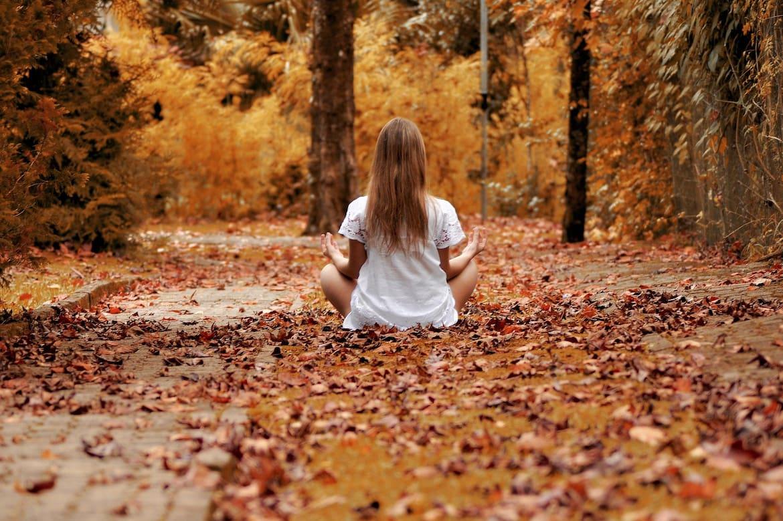Beim Meditieren lässt sich besonders gut durchatmen!