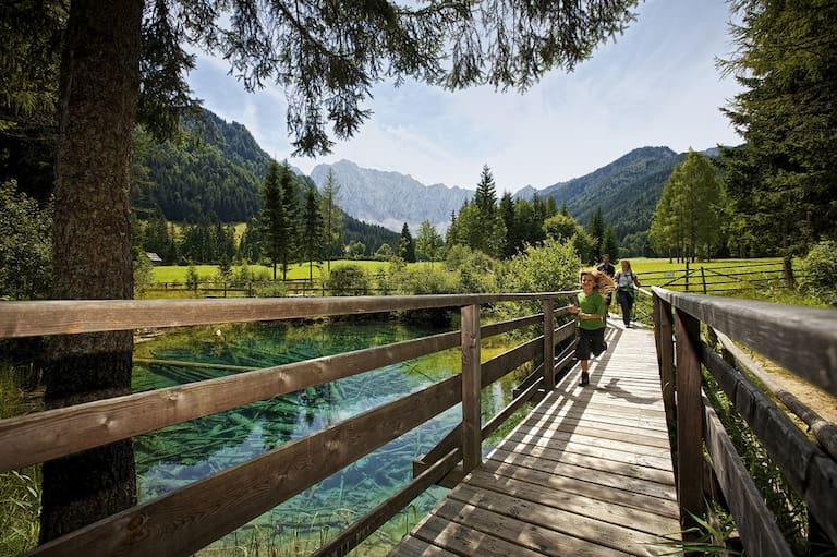 Sommer Urlaub Ziele Österreich