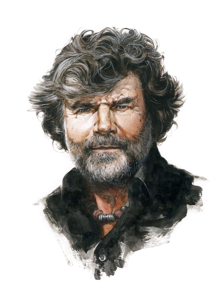 Illustration Messner