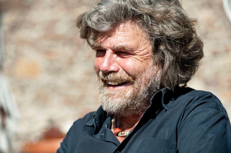 Reinhold Messner wird 75