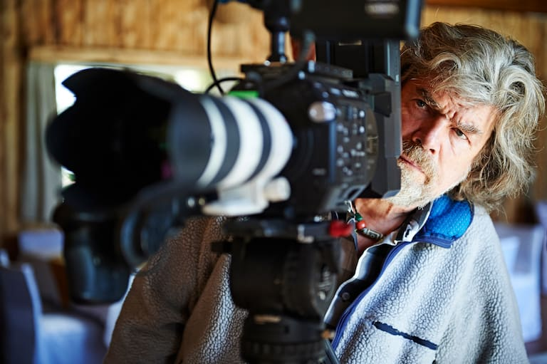 """Reinhold Messner """"Still alive?"""""""