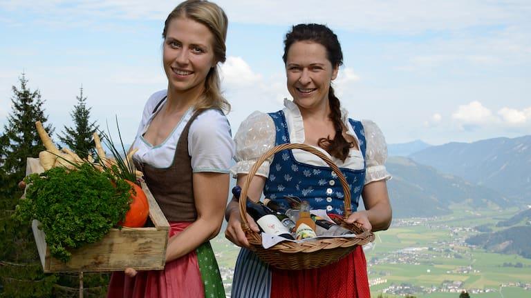 Wasserfall bei der Tiefenbachklamm