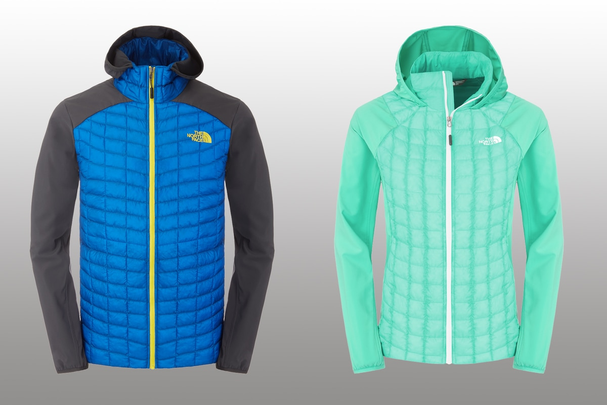 best website 4ca90 ecab3 Produkttest: Thermoball Hybrid Hoody von The North Face ...