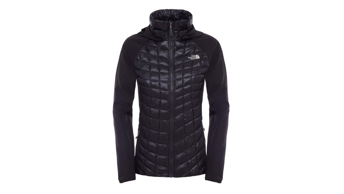 pretty nice 5d7d8 75d29 The North Face Thermoball Hybrid Hoodie – Tragecomfort bei ...