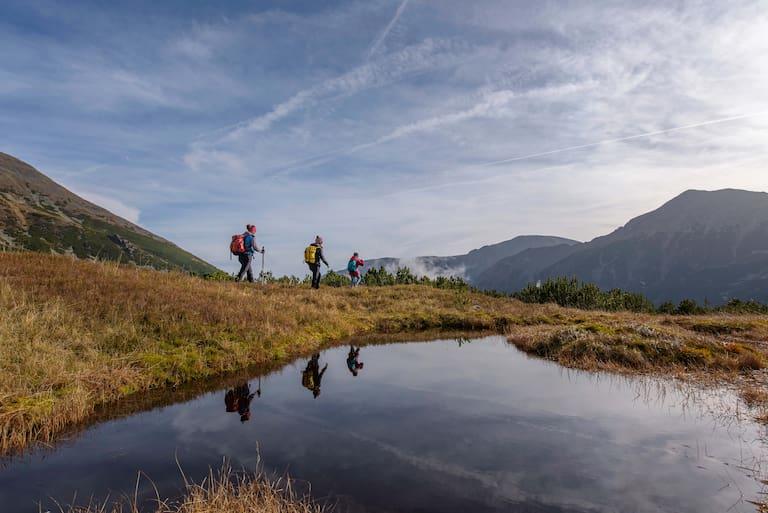 Neue Leitlinien für den Bergsport nach COVID-19