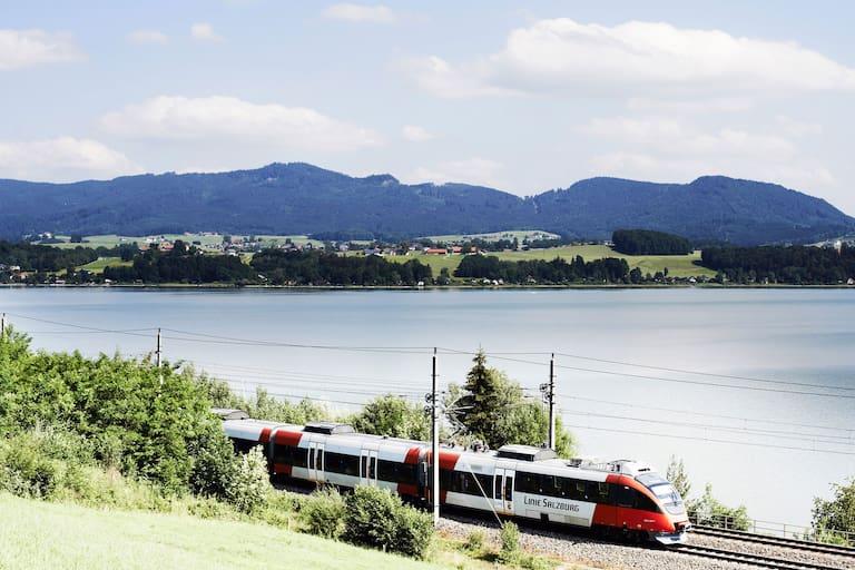 Mit dem Zug zur Wanderung