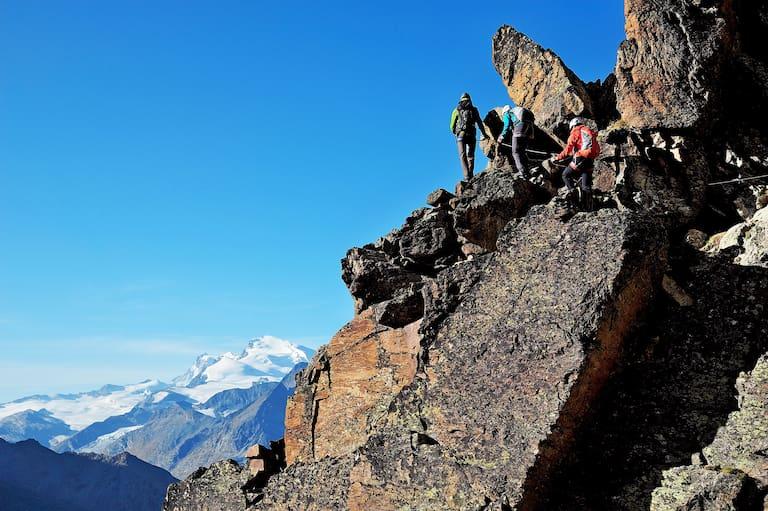 Jägihorn-Klettersteig