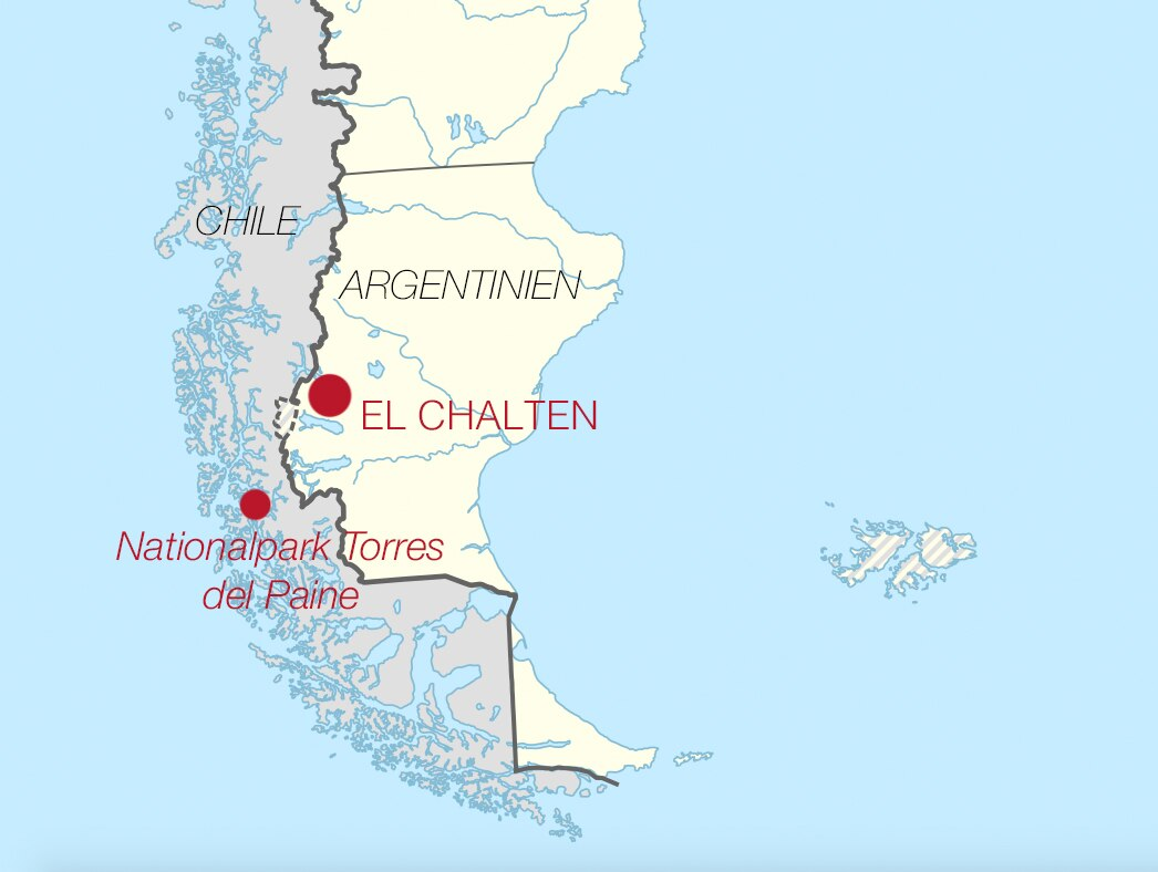 Patagonien: Trekking rund um El Chaltén | Bergwelten