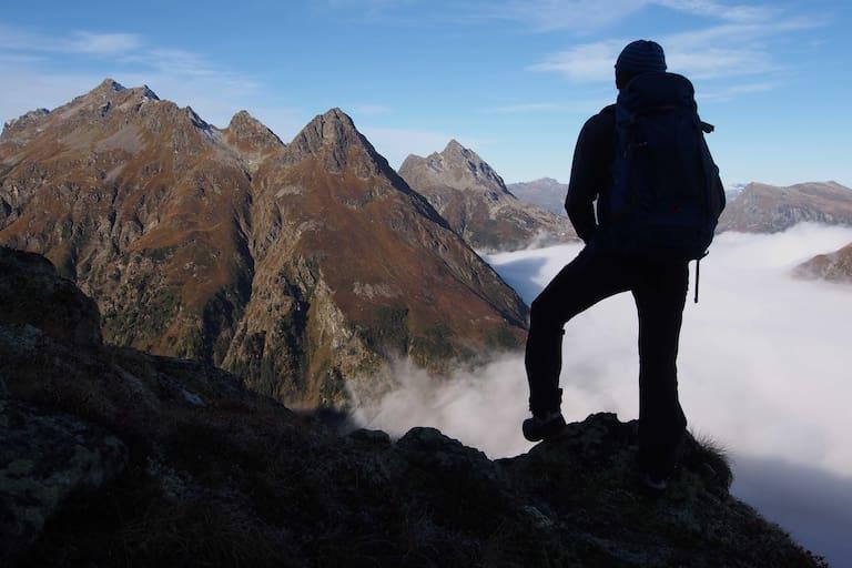Nicht nur im Winter grandios: die Berge im Paznaun wollen auch im Sommer erkundet werden.
