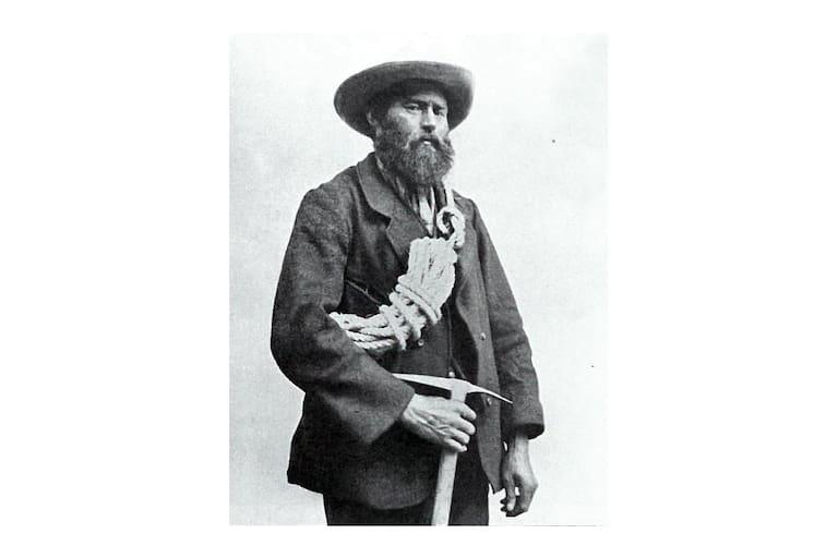 Alois Pollinger aus St. Niklaus im Wallis