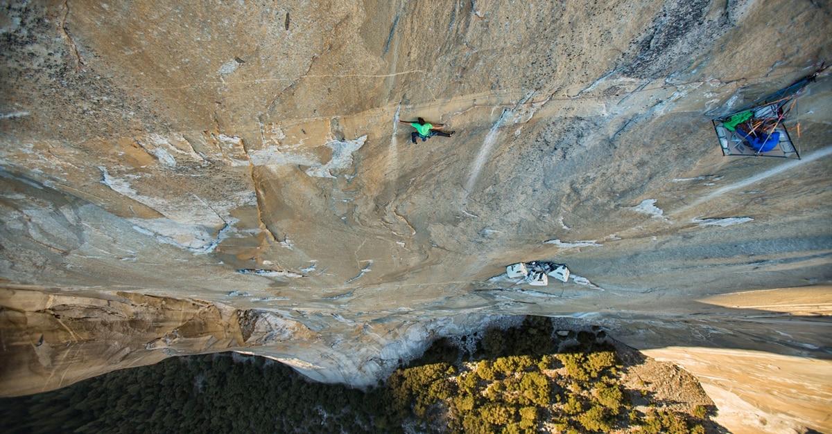 Klettersteig Yosemite : Tv tipp: yosemite u2013 mythos aus granit bergwelten