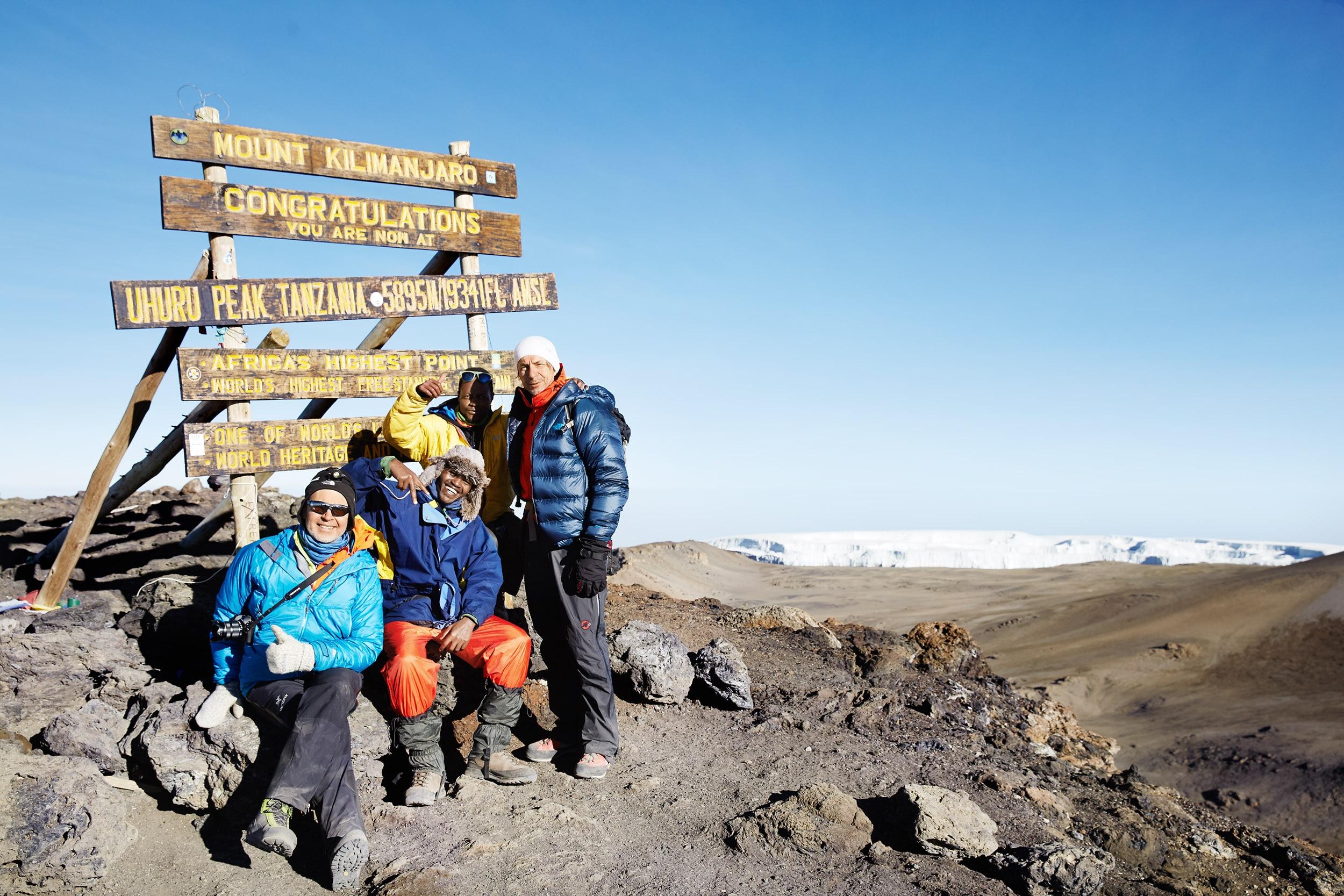 Reise: Tränen am Kilimanjaro | Bergwelten