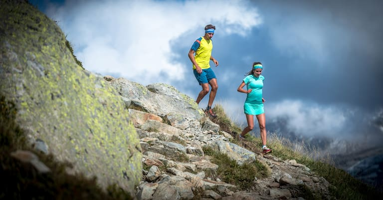 Mountain Running La Sportiva
