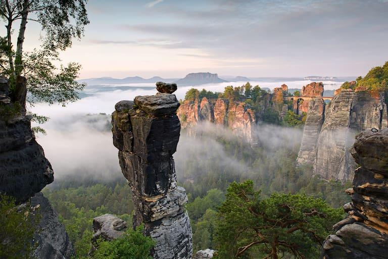 Fotos Sächsische Schweiz