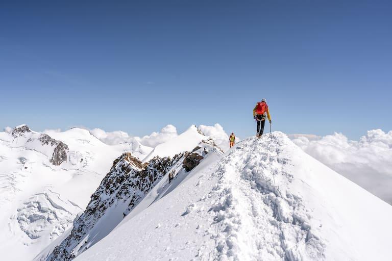 Gratwanderung: Auf Gipfel-Tour durch die Schweizer Alpen