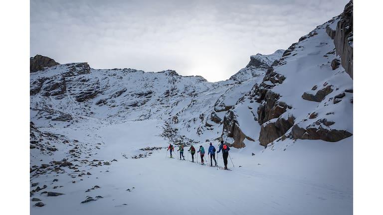 Bergwelten Skitouren-Testival