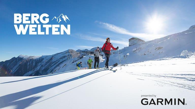 Bergwelten Skitouren-Testival 2021 am Kitzsteinhorn