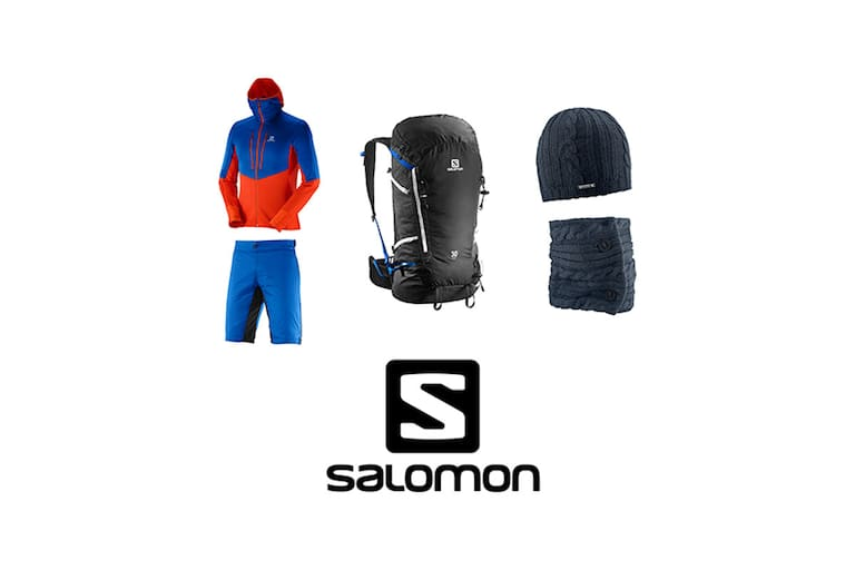 Salomon Herren-Package