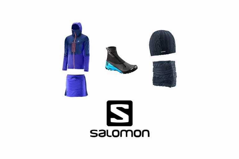 Salomon Package No. 2