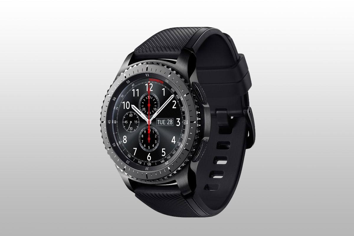 test samsung gear s3 frontier smartwatch bergwelten. Black Bedroom Furniture Sets. Home Design Ideas