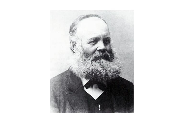Peter Sarbach (1844-1930) gilt als Bergführer-Pionier in den kanadischen Rockies