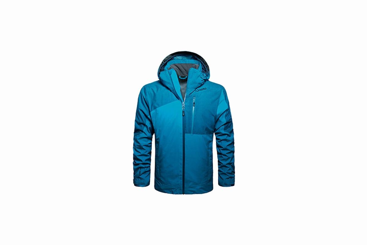 Schöffel GTX Jacket Padova (inkl. Hybrid ZipIn! Jacket Rom