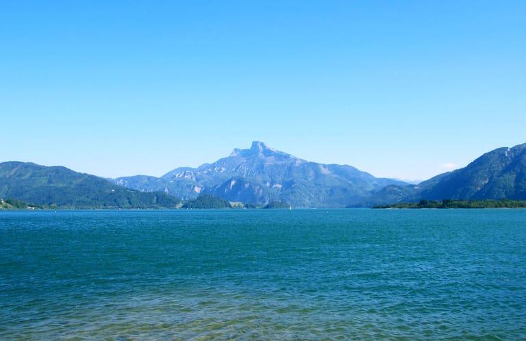 Das Salzkammergut und seine Seen: Seepromenade Mondsee