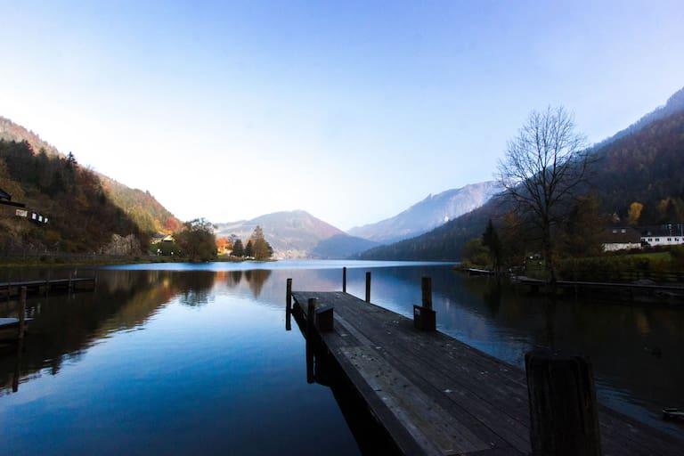 Lunz am See Wandern