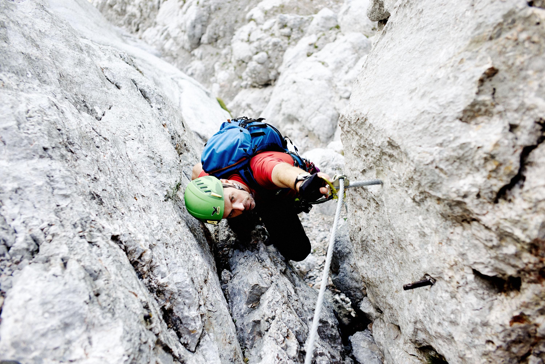 Klettersteig Hessen : Check der selbhorn klettersteig c d bergwelten