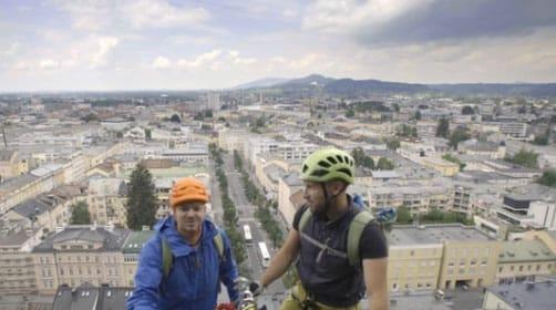 Sicherheit Klettersteige