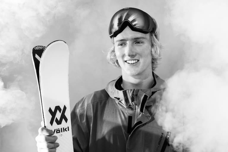 Das Schweizer Aushängeschild des Freeski-Sports: Andri Ragettli