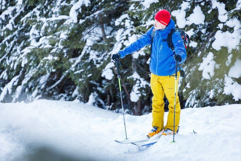 Skitourengehen Polnische Tatra
