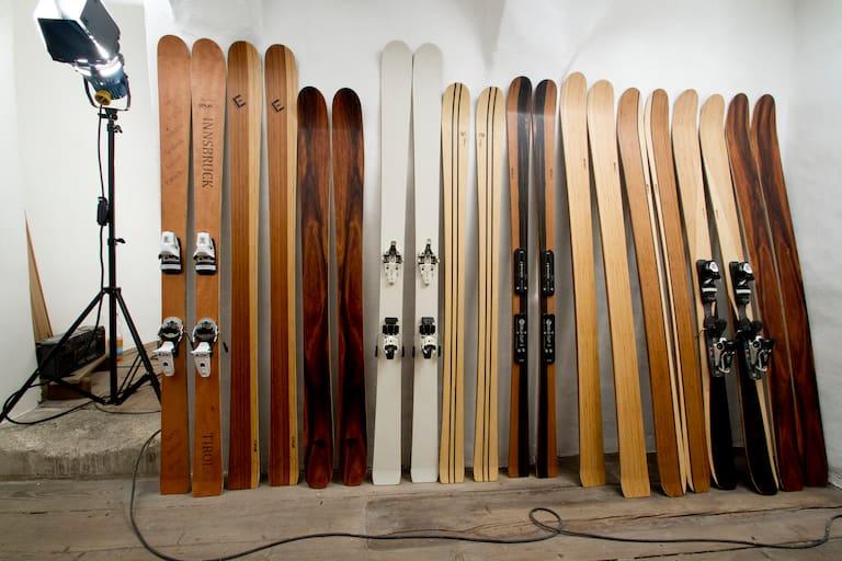 Ski Spurart