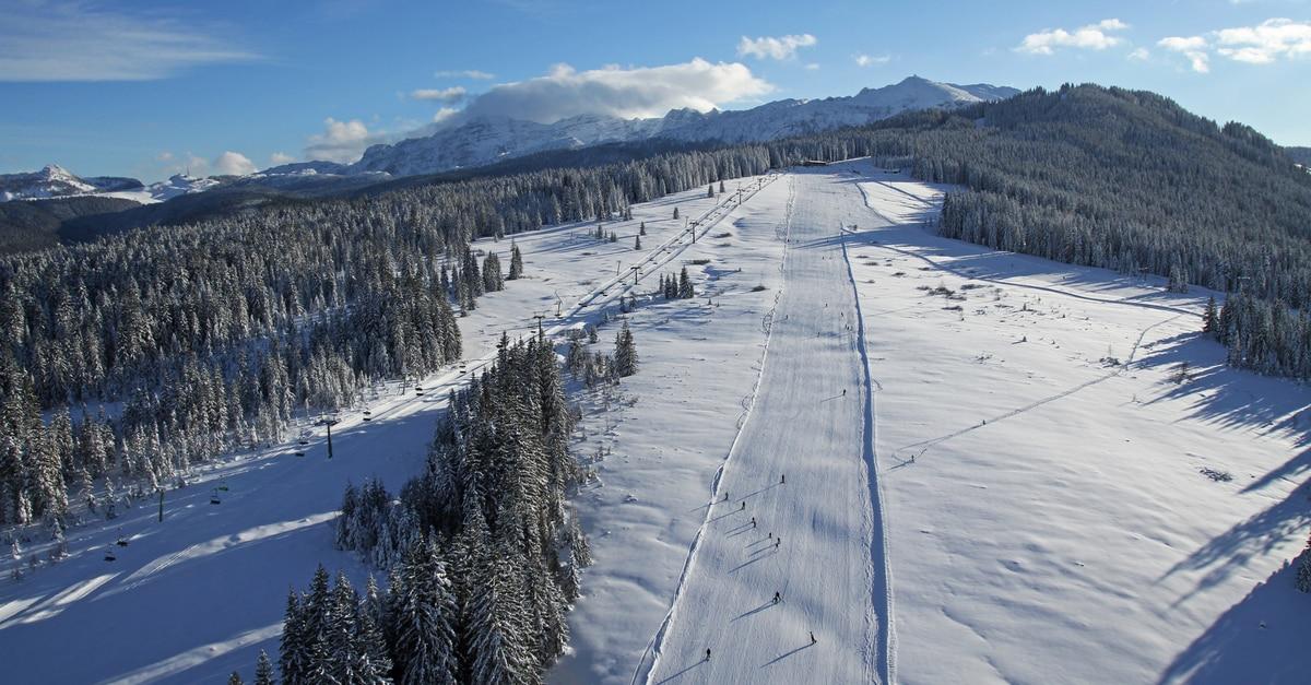 Skifahren Im Dreiländereck Steinplatte Und Winklmoosalm Bergwelten